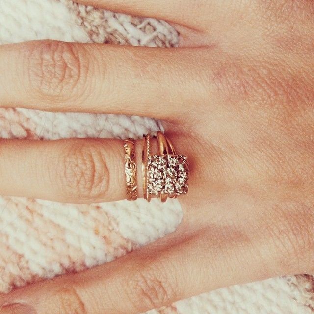 Completely new 243 best Indie Wedding Rings images on Pinterest   Halo engagement  BJ81
