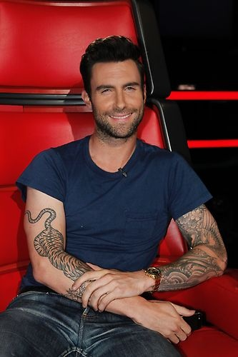 Coach Adam #TheVoice - Season 4