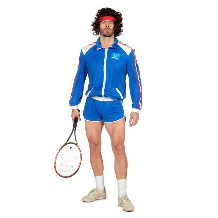 Fonkelnieuw Tennis jaren 80 John Mcenroe (met afbeeldingen)   Tennis outfits NP-37