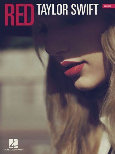 Taylor Swift - Red (Ukulele) (Hal Leonard Ukulele Play-Along) by Taylor Swift. Save 31 Off!. $11.79. Publisher: Hal Leonard Corporation (January 3, 2013). Series - Hal Leonard Ukulele Play-Along. Publication: January 3, 2013