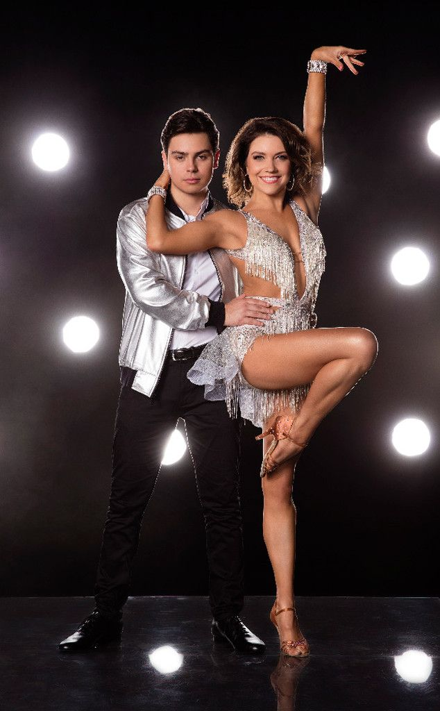 Jake T. Austin and Jenna Johnson from Meet Dancing With the Stars' Season 23 Cast   E! Online