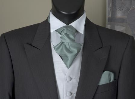 groomsman with sage ties | Sage Green Bridesmaids..what colour for the men? - Wedding fashion ...