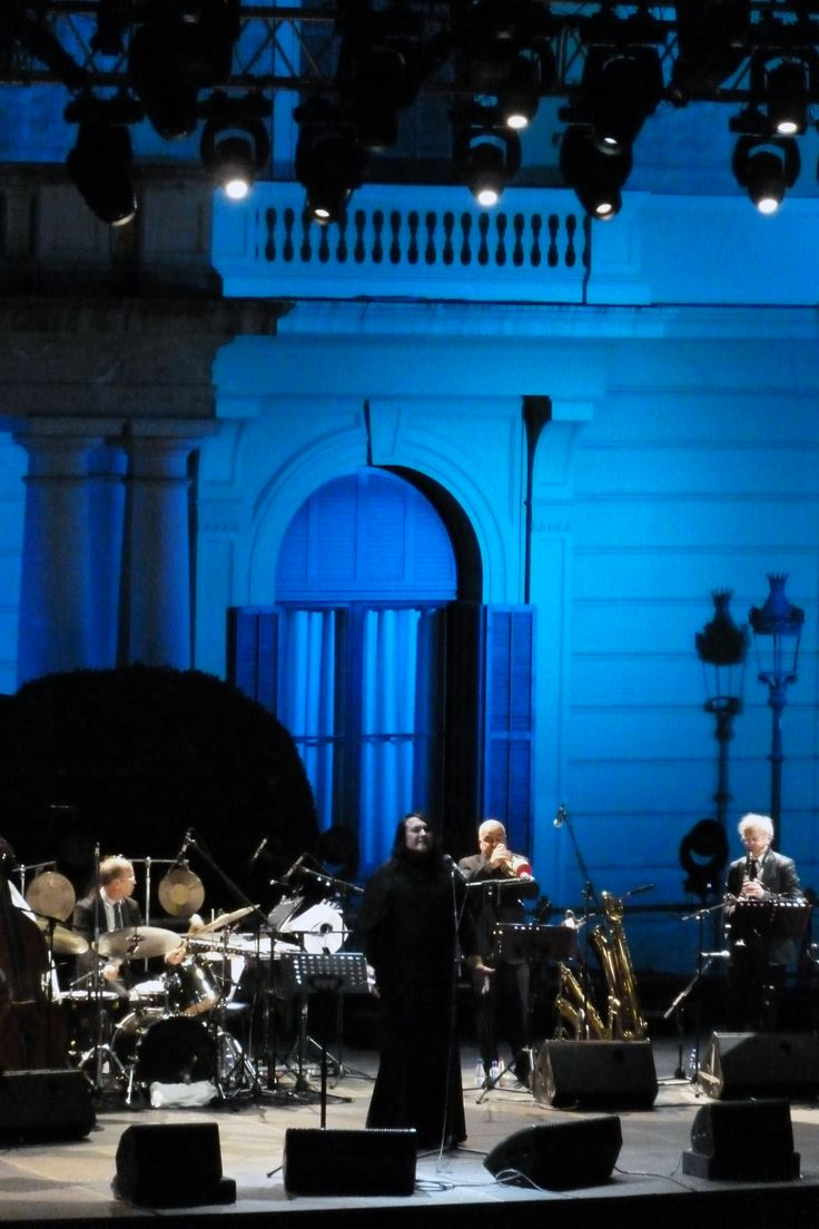 Anthony and the Johnsons en Festival Jardins de Pedralbes 28/06/2013