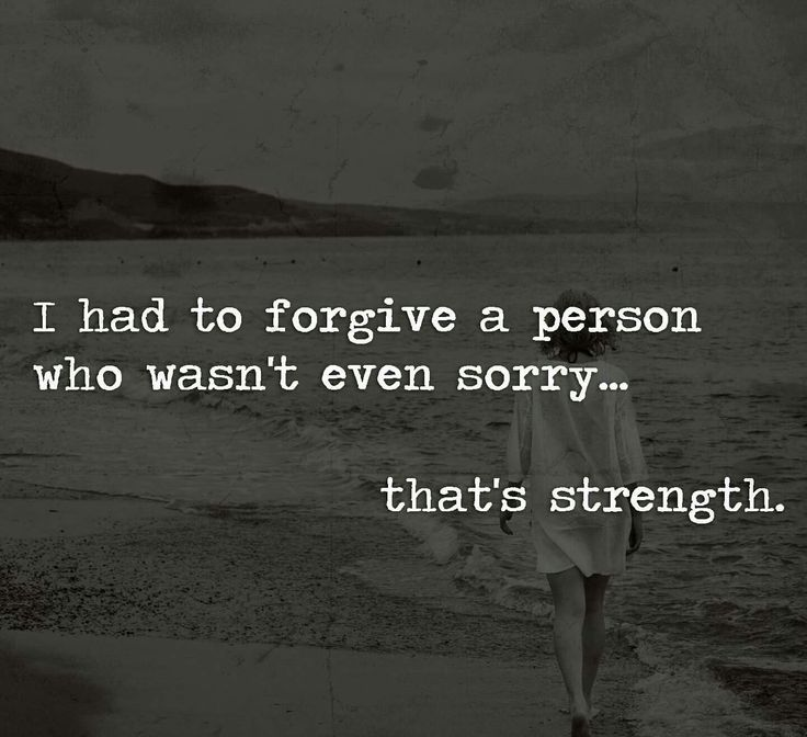That's not forgiveness. That's absolution. Not your deal.  Don't ever let someone ...ANYONE... make forgiveness a condition of healing.