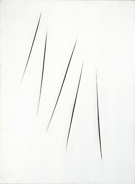 Lucio Fontana | #saltstudionyc @Salt Studio NYC