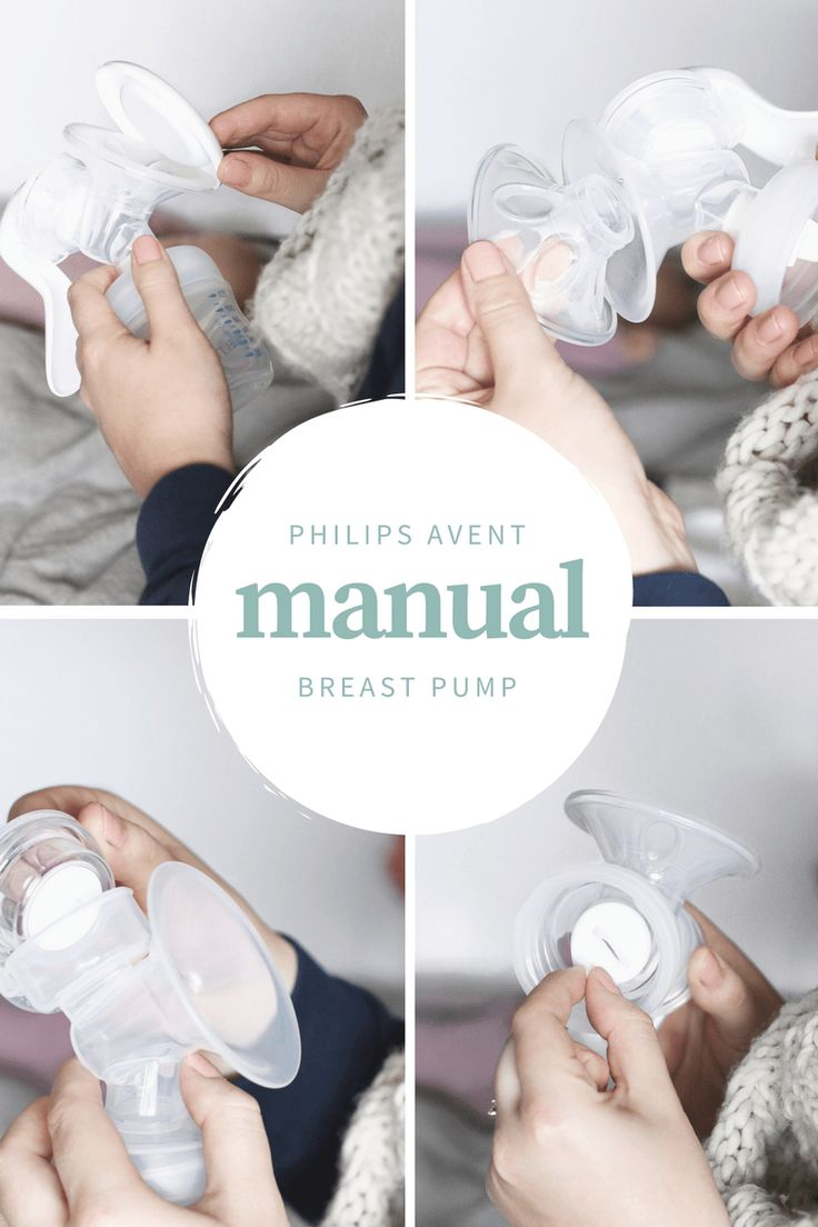 The Breastfeeding Mom's Guide to Pumping | Philips Avent Manual Breast Pump Review | Honey & Betts | #AventMoms
