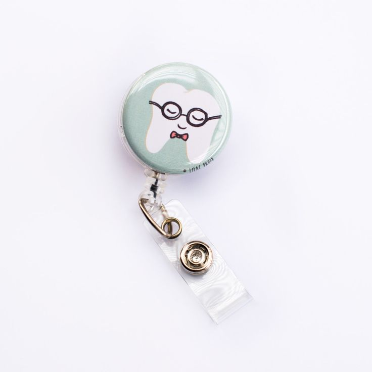 Nerd Alert Tooth - Dental School Badge Reel ID Holder for Dental or Dental Hygiene Student by ShopLilacPaper on Etsy https://www.etsy.com/listing/264483657/nerd-alert-tooth-dental-school-badge