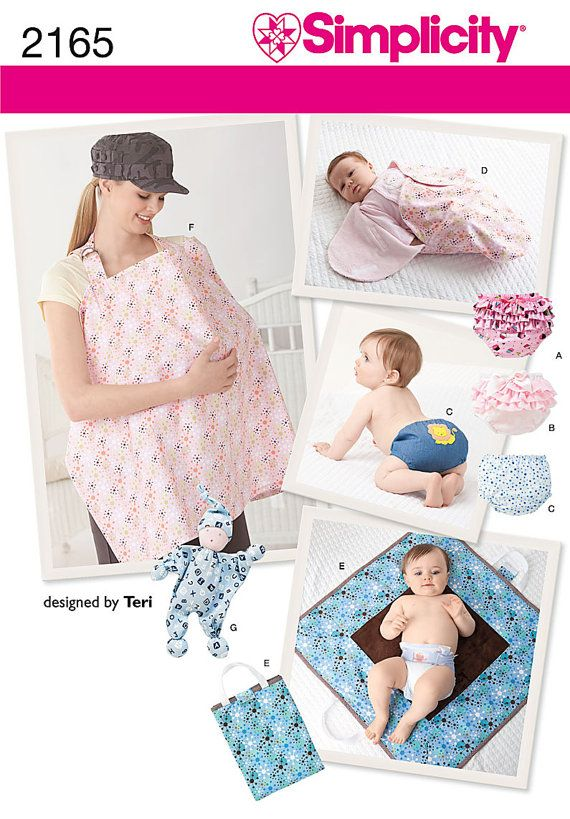 This is a wonderful pattern for both Mothers and Babies.     TLC's Treasures https://www.etsy.com/listing/192833418/nursing-cover-babies-diaper-covers?ref=shop_home_active_1