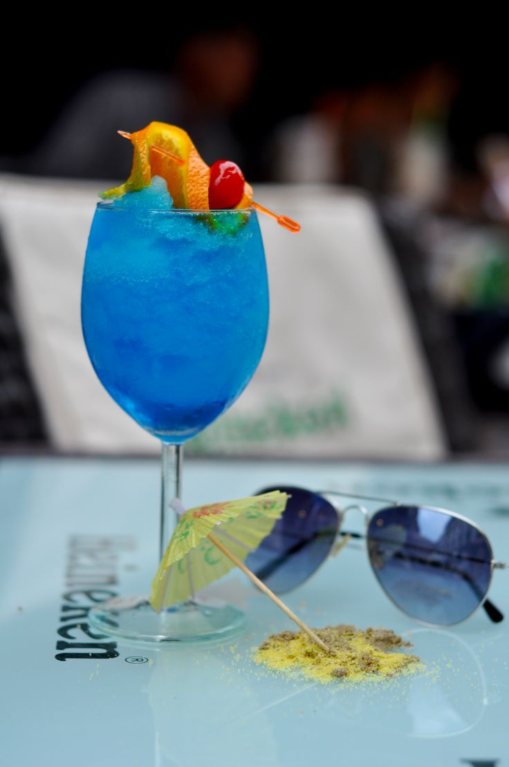 Blue Lagoon everything you need in the summer!