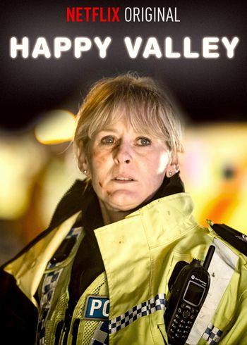 Happy Valley 1.Sezon izle, Happy Valley Yabancı dizi izle, Happy Valley Türkçe Dublaj izle, Polis memuru olan Catherine Cawood (Sarah Lancashire), kızını