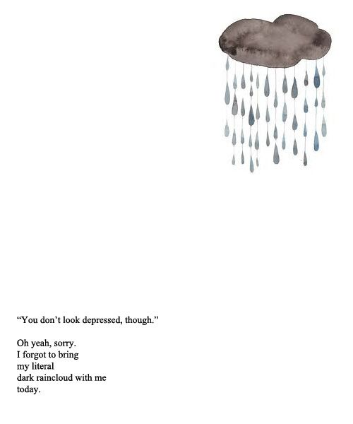 Depression... People just don't get it.