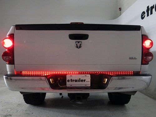 The 25 best led tailgate light bar ideas on pinterest silverado rampage superbrite led tailgate light bar stop tail turn 4 pole flat 60 long mozeypictures Choice Image