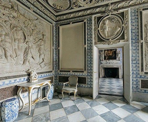 Pokój Kąpielowy w Pałacu na Wodzie w Łazienkach