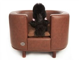 Stylish Dog Beds from Chester & Wells
