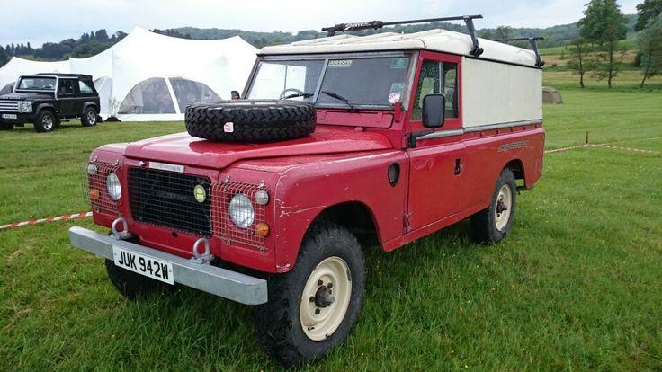 1981 land rover series three 109 hard top 3 5 petrol. Black Bedroom Furniture Sets. Home Design Ideas