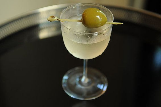 Wicked Witch Martini
