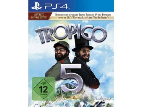 Tropico 5  D1 Version!  PS4 in Strategiespiele FSK 12, Spiele und Games in Online Shop http://Spiel.Zone