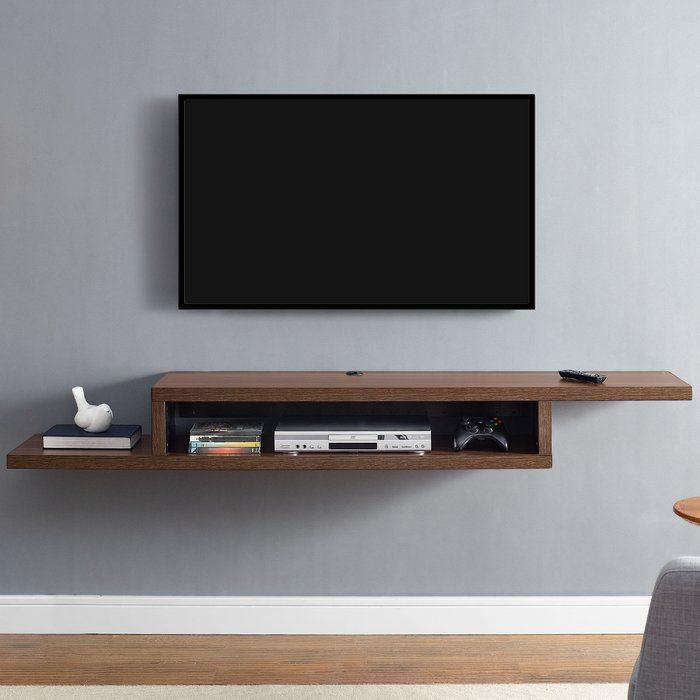 Pin On Wall Mounted Tv Console