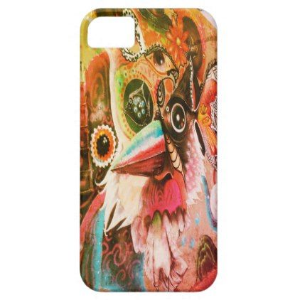 IPhone Case StreetArt Cool Exclusives Orange Clock  $31.60  by WABStreetArt  - cyo diy customize personalize unique