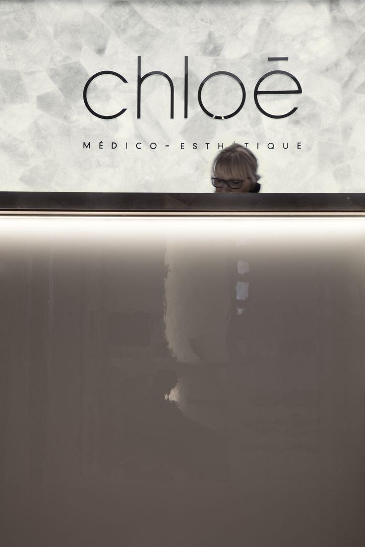 Clinique Chloé - Réception