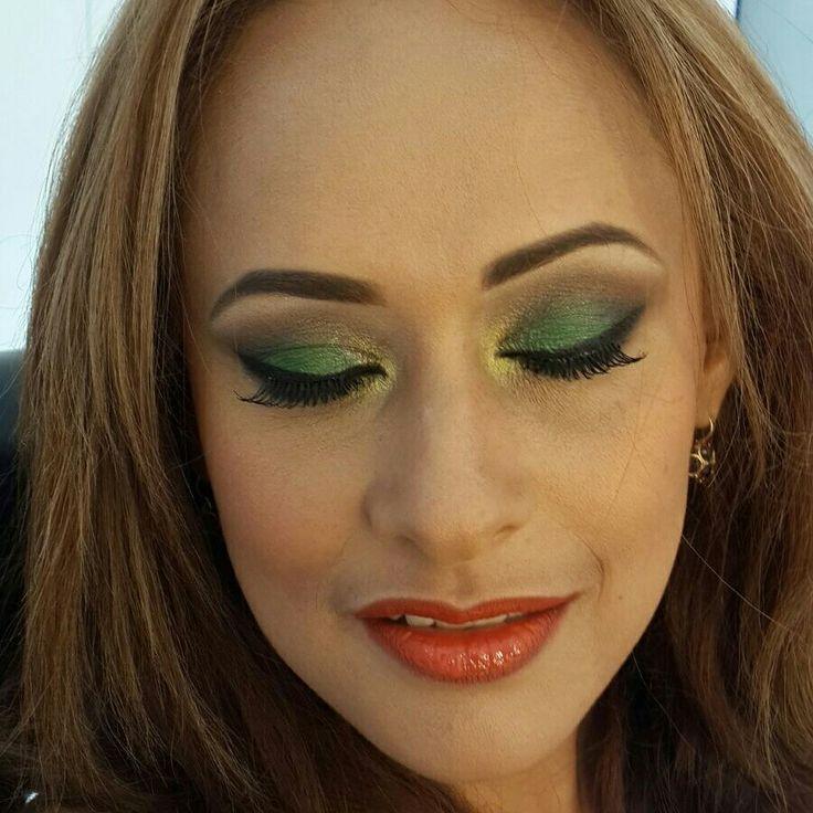Makeup gala