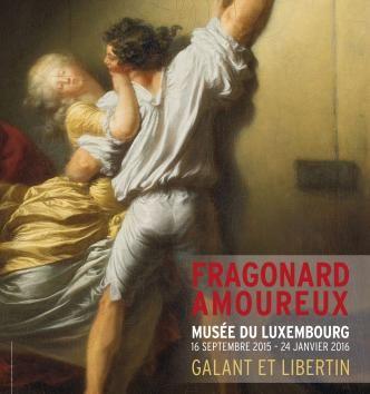 "Jean Honoré Fragonard, ""Le Verrou"", vers 1777-1778"