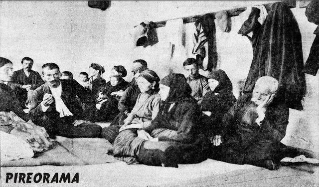 Pireorama ιστορίας και πολιτισμού: Στον Πειραιά του 1912-1913