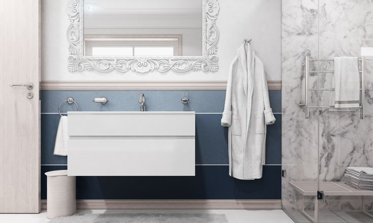 For the homeowner who enjoys a Victorian Bathroom but wants to take it out of its more traditional roots and bring it into this era, Bathroom Butler commissioned Architect Fabio Rodrigues from LYT Architecture to create a design that combines the Victorian and Modernism styles with elements of simplicity in one compact setting.