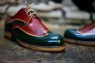 Exclusivist hand-painted shoes