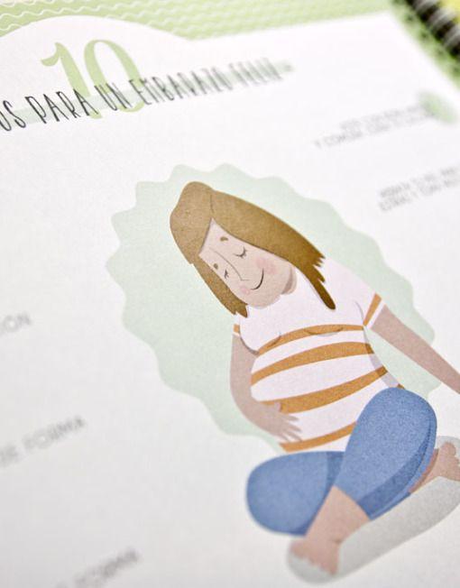 - Diario de embarazo LeBlue - Consejos
