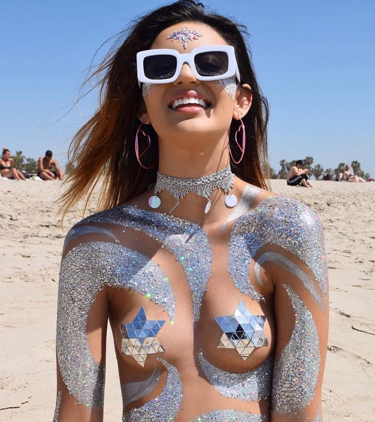 See And Save As Nude Indian Body Painting Porn Pict