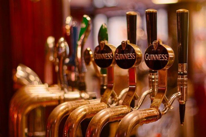 Guinness Pub in Ireland