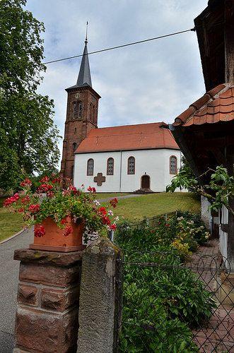 Hunspach, Alsace