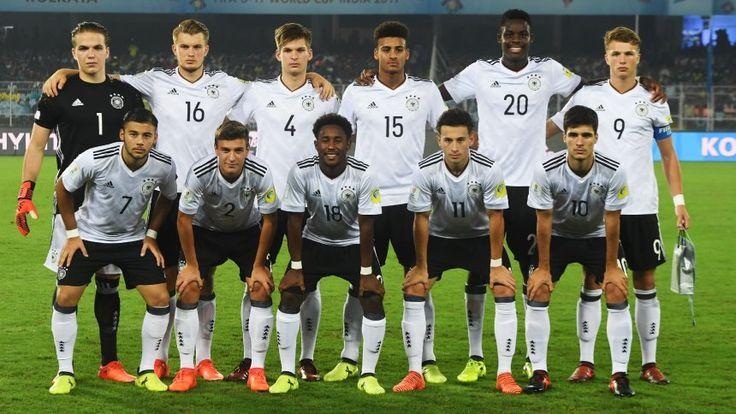 Die deutsche U17-Nationalmannschaft muss die Heimreise antreten.