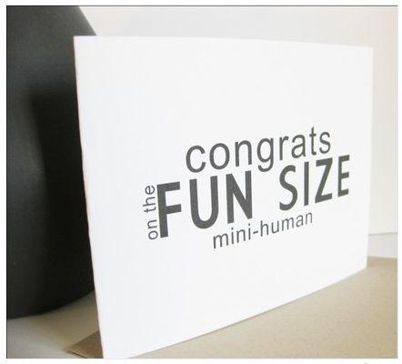 Fun Size mini-human