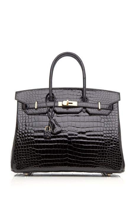 vintage hermes - one of the most expensive bags you can buy. I'd do anything for a birkin bag