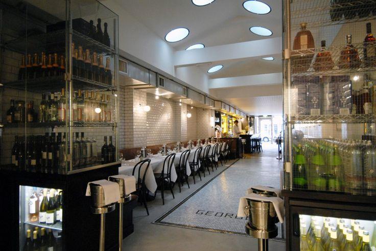 Café George #Amsterdam | Awesome place near 'Leidseplein'.