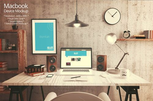 Device Mockup Template 4 » Free Special GFX Posts Vectors AEP Projects PSD Web Templates