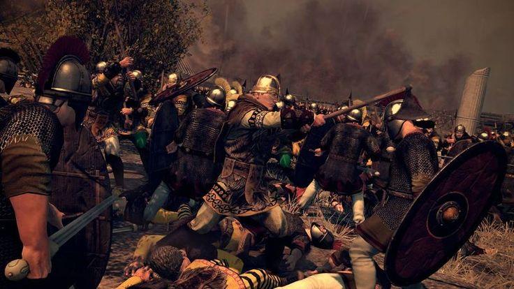 Новая игра Total War: ATTILA