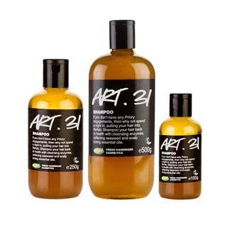 Art. 31 Shampoo by LUSH