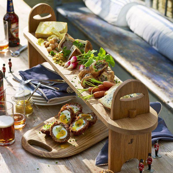 Kitchen> Serveware | Antipasti platter | Jamie at Home serveware