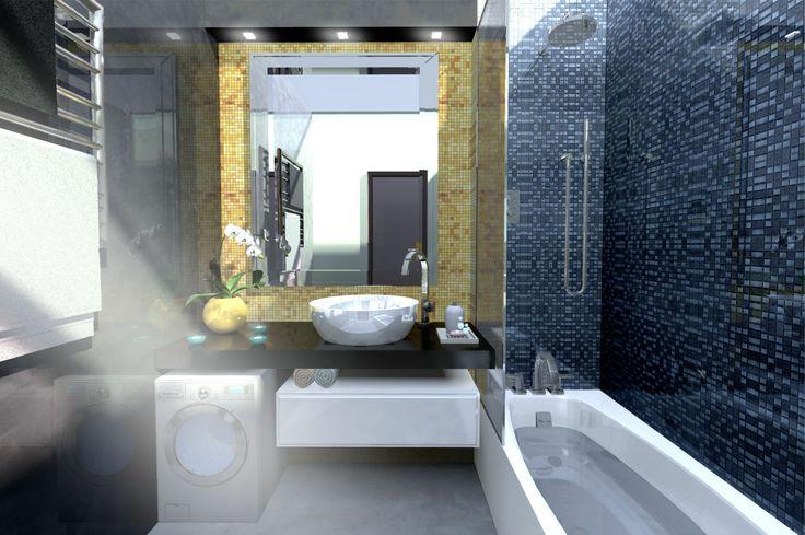 minimal bathroom / luxurious style / home decor / interior design