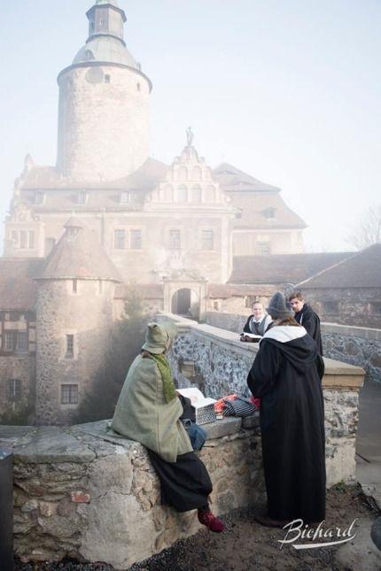 Zamek Czocha niczym książkowy Hogwart. http://www.tvn24.pl/zdjecia/zamek-czocha-niczym-ksiazkowy-hogwart,42649.html