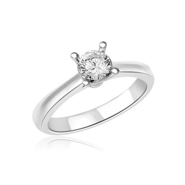 ANELLO DI FIDANZAMENTO SOLITARIO CON DIAMANTE 18CT ORO BIANCO   Solitario con diamante taglio brillante montato a griffe. L`anello è disponibile in 18ct oro bianco, 18ct oro giallo e in platino. Il peso dei carati del diamante può variare da 0.20ct a 0.60ct ed il colore da F ad I e la purezza da VS1 ad SI1. L`anello è accompagnato dal certificato del diamante. Perfetto per fidanzamento, matrimonio o anniversario e come regalo nel giorno di San Valentino.