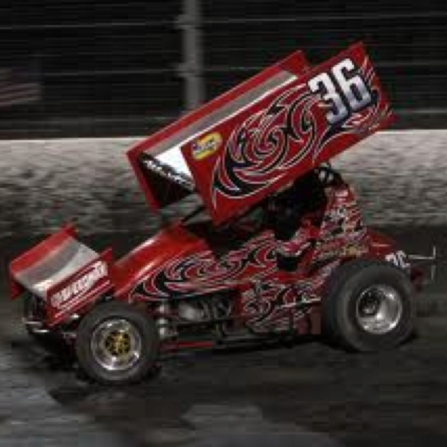 17 best images about sprint cars on pinterest cars for Dirt track race car paint schemes