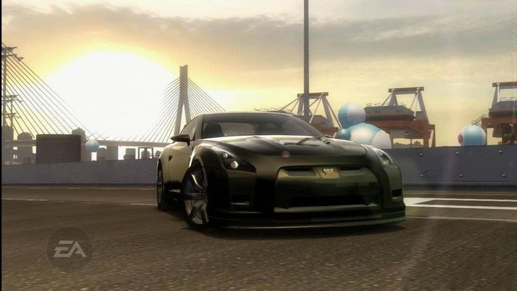 Need for speed undercover car