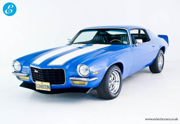 '71 Chevrolet Camaro