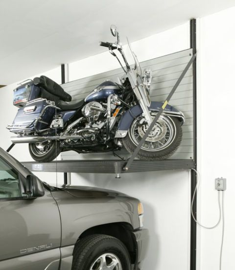 Motorized Garage Storage Lift Woodworking Projects Amp Plans