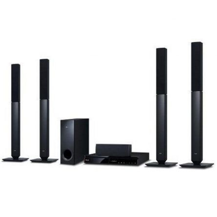 LG Home Theater – LHD 657 System