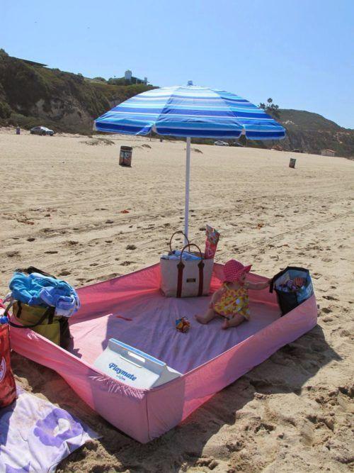 Spannbetttuch Beach Life Hacks – Geheimnisse und T…